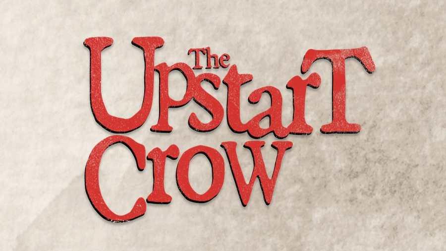 the upstart crow