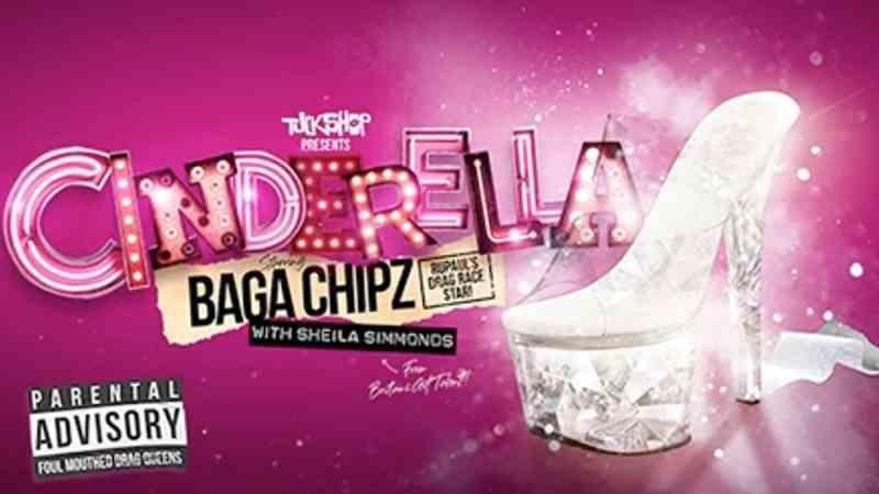 Cinderella at Trafalgar Studios tickets cast