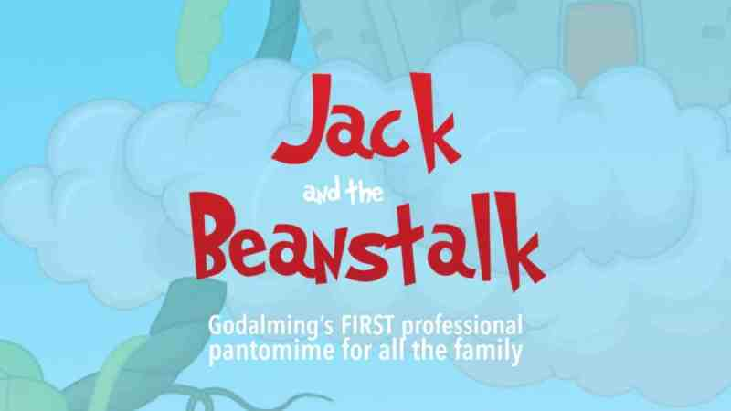 Jack and the Beanstalk Cast panto Godalming