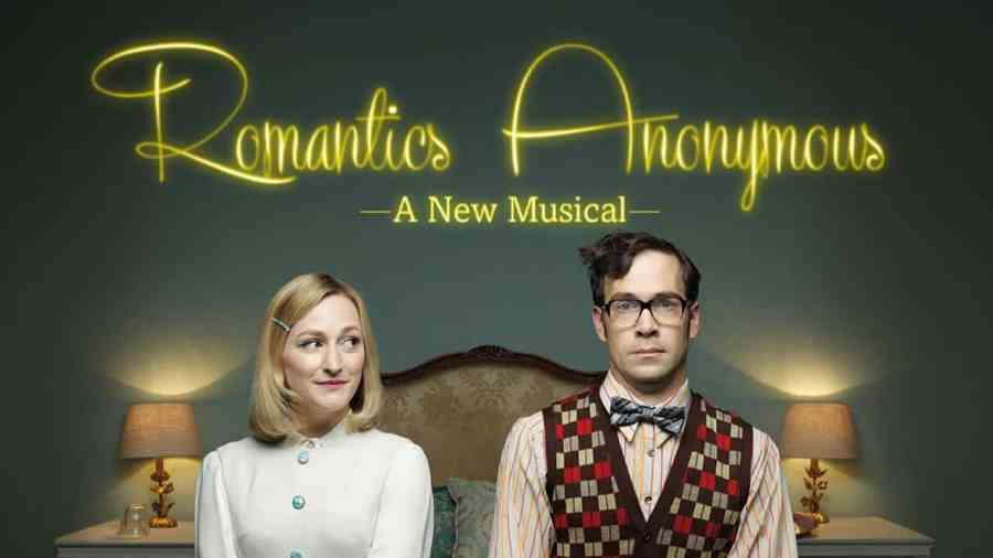 Romantics Anonymous musical