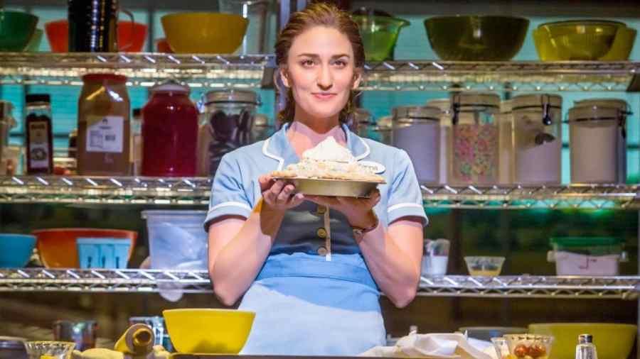 sara bareilles waitress