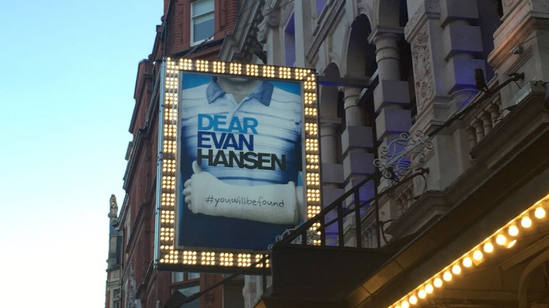 dear evan hansen - 2