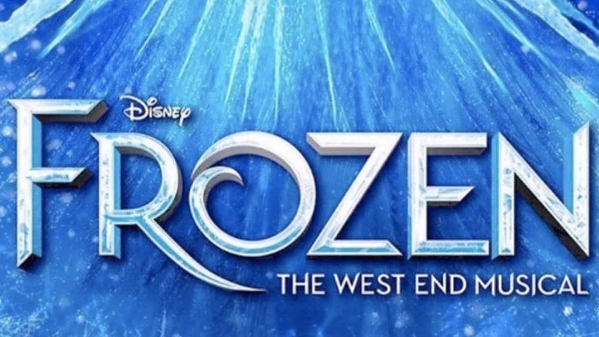 frozen london west end musical