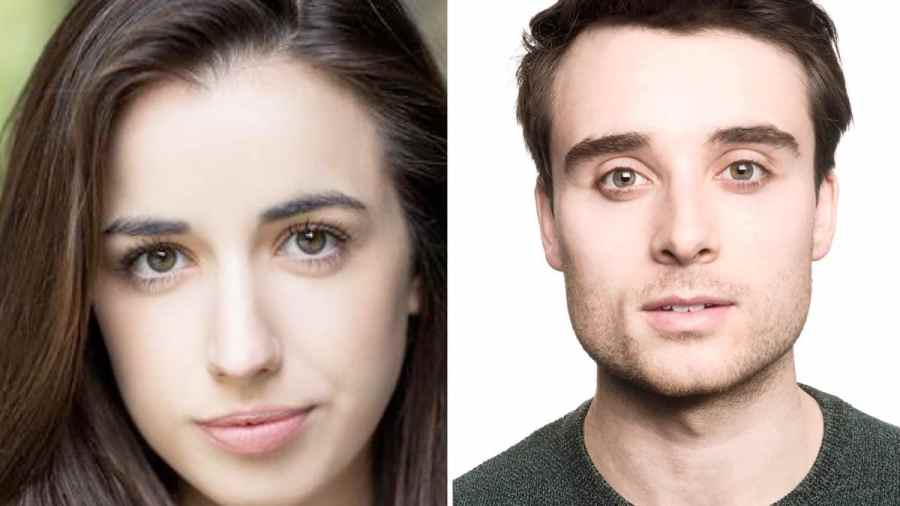 last five years cast Southwark Playhouse
