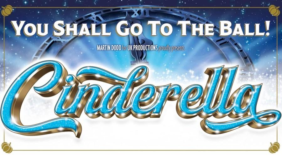 Aylesbury Waterside Theatre Cinderella 2020 panto tickets and cast