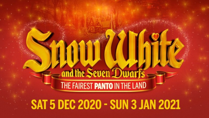 Bristol Hippodrome snow white tickets cast