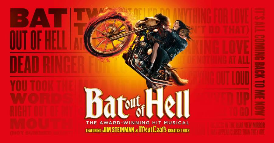 bat out of hell musical tour