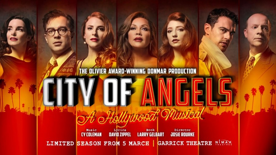 city of angels 2020 west end london
