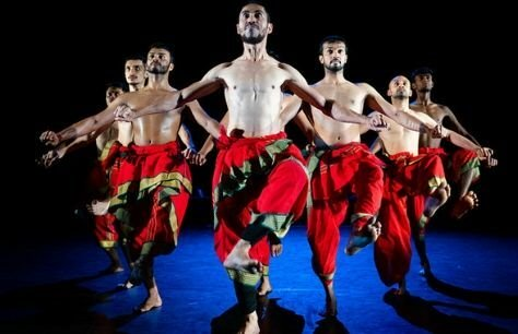 Akram Khan Company – We are but Shadows
