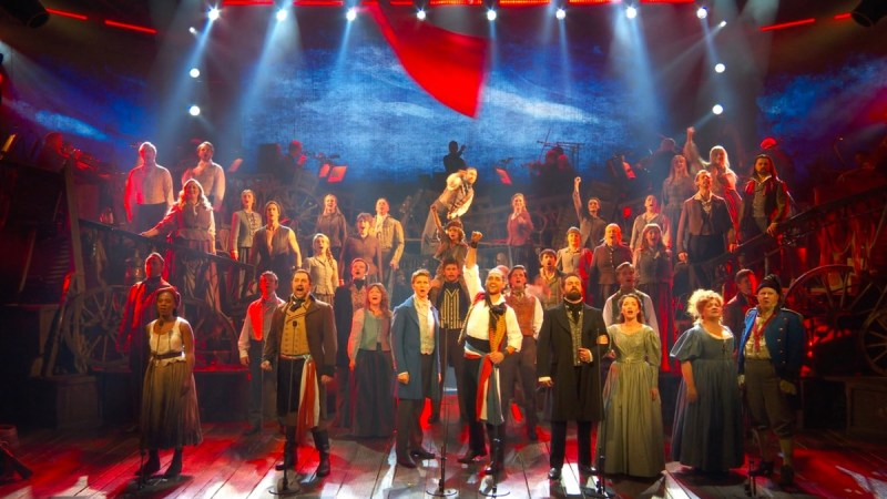 Les Miserables Staged Concert