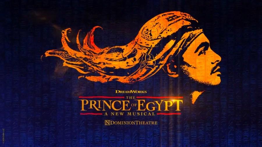 The Prince of Egypt musical trailer uk