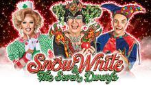 snow white sunderland panto tickets cast
