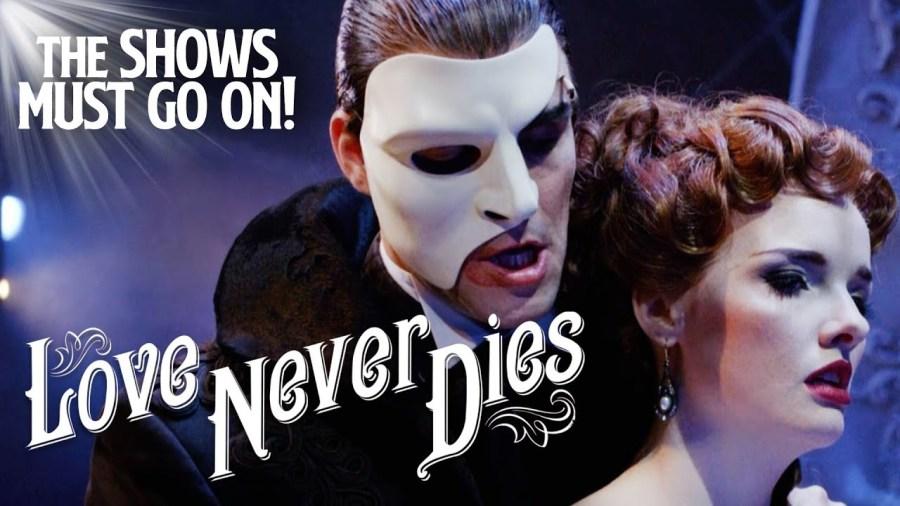 love never dies online