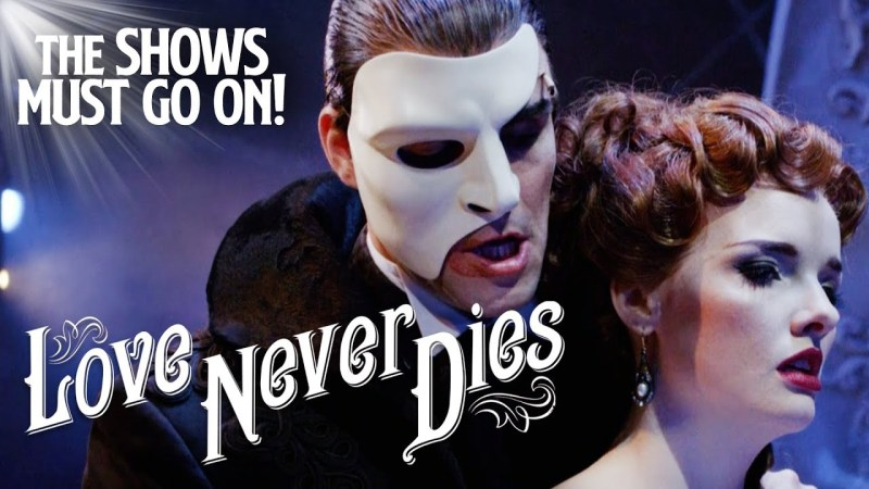 love never dies online