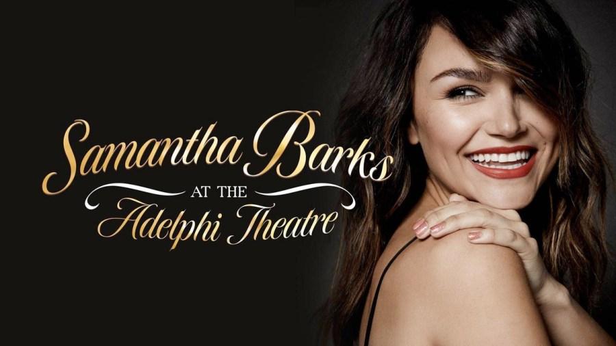 samantha barks concert