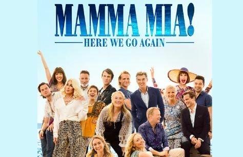 Cinema: Mamma Mia! Here We Go Again