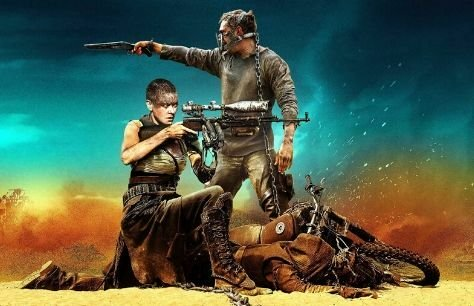 Cinema: Mad Max - Fury Road