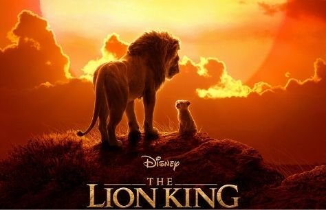 Cinema: The Lion King (Live Action)