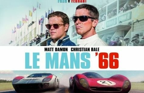 Cinema: Le Mans 66