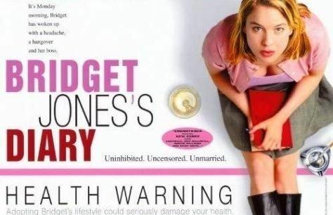 Cinema: Bridget Jones's Diary
