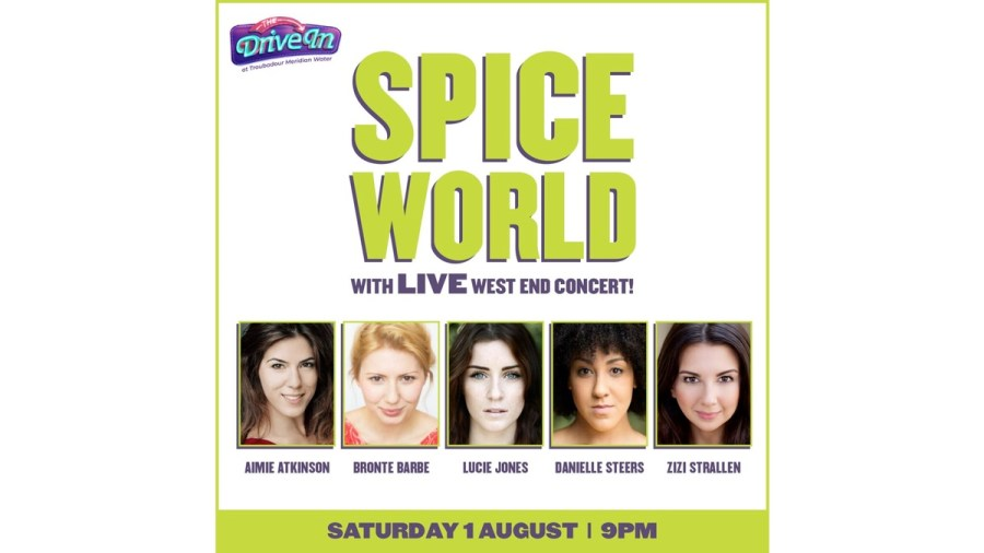 spice world concert