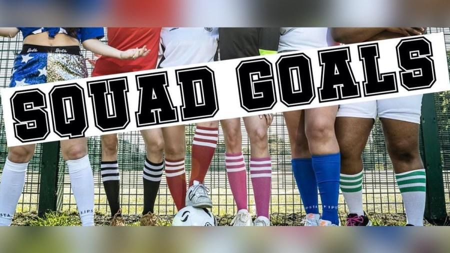 squad goals cast