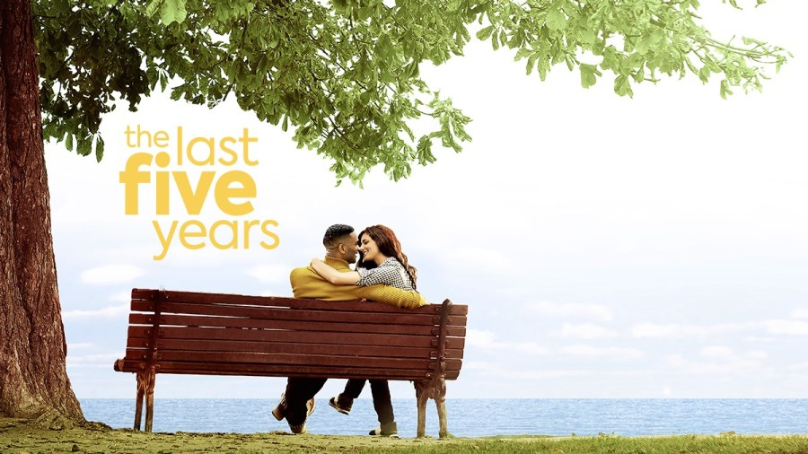 the last five years 2