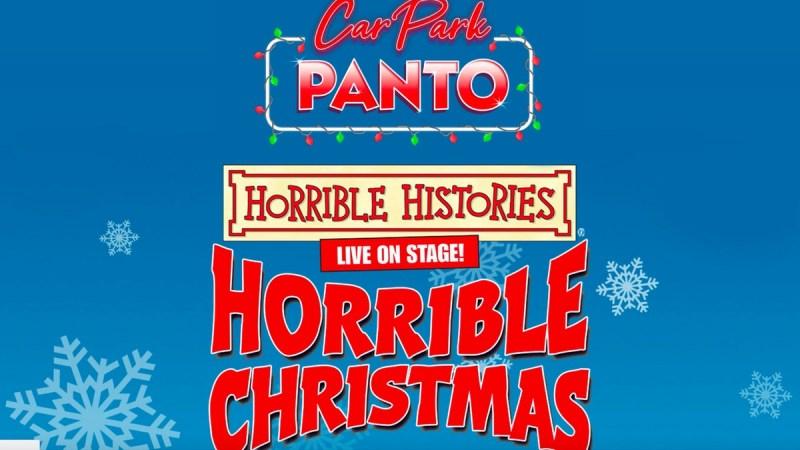 horrible christmas car park panto