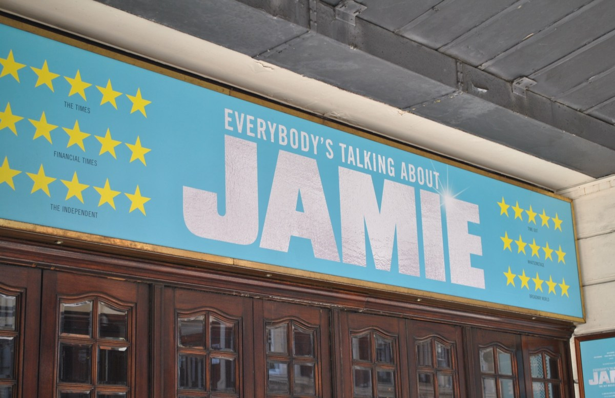 Everybody's Talking About Jamie at London, 's Apollo Theatre