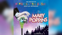 mary poppins cast recording release order