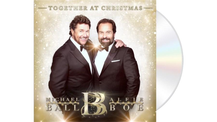 Alfie Boe and Michael Ball christmas album