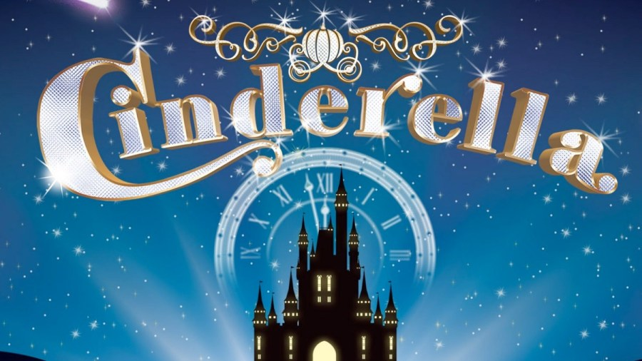 Cinderella nottingham panto tickets cast