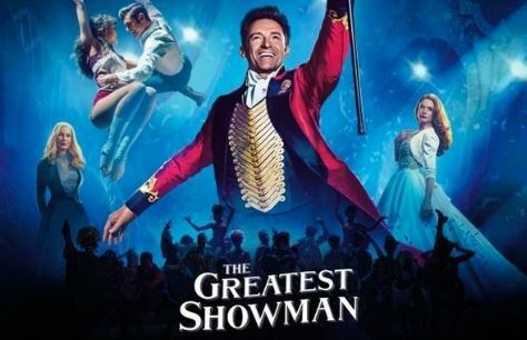 Cinema: The Greatest Showman - Singalong!