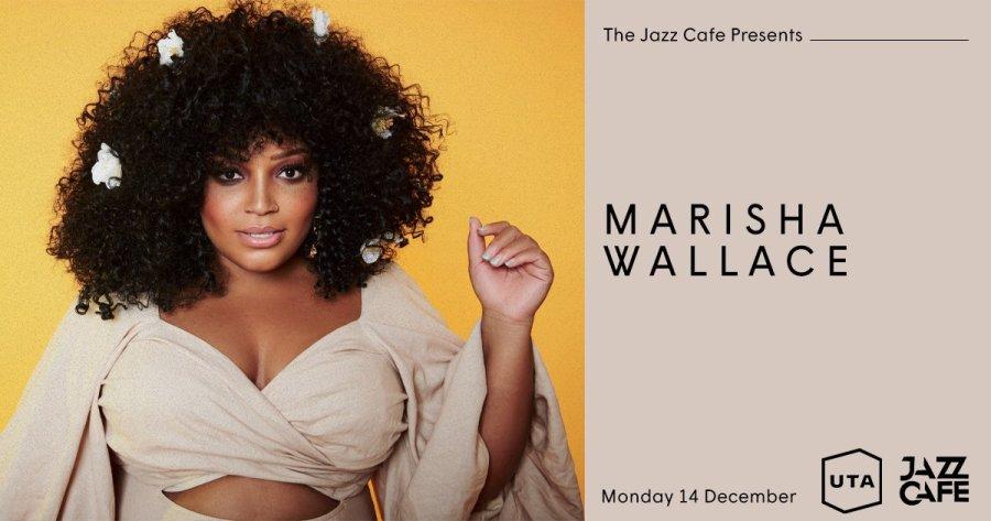 marisha wallace concert