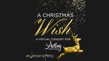 A Christmas Wish virtual concert