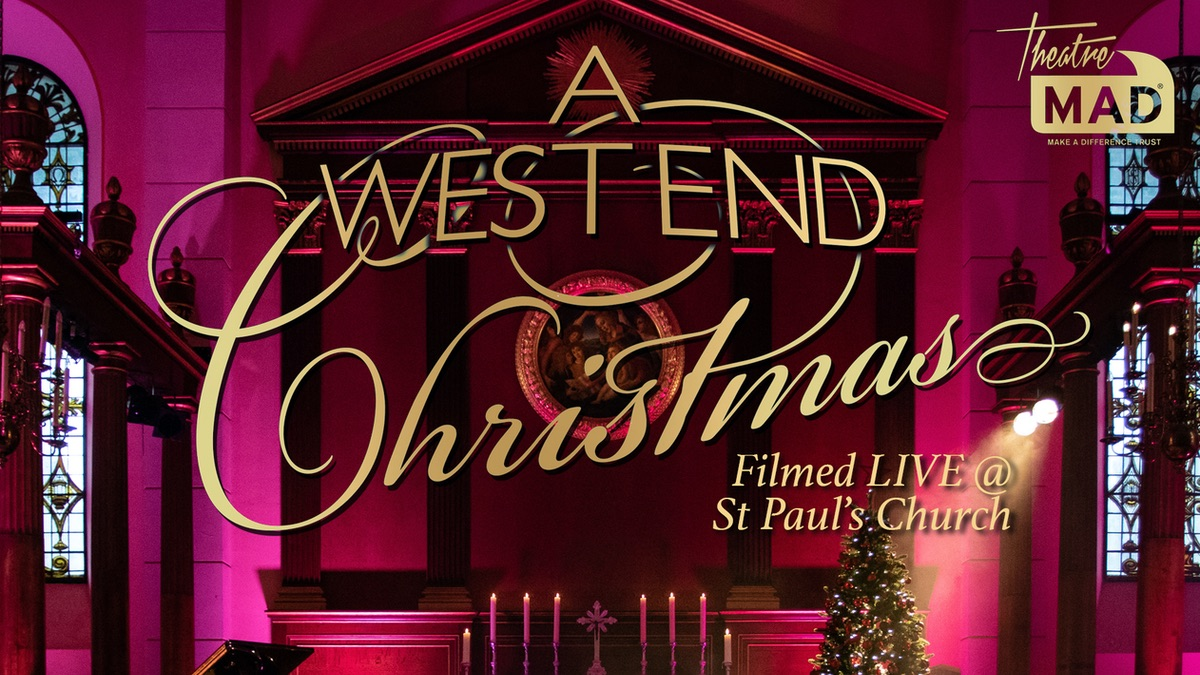 A West End Christmas concert at 's stream.theatre
