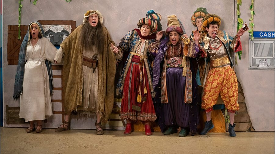 The Goes Wrong Show christmas special The Nativity