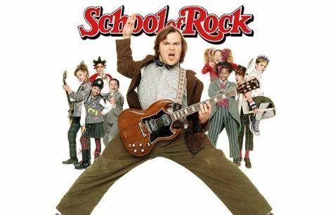 Cinema: The School of Rock