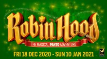 robin hood bristol panto tickets 2020