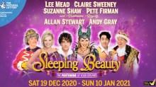 sleeping beauty 2020 panto cast tickets