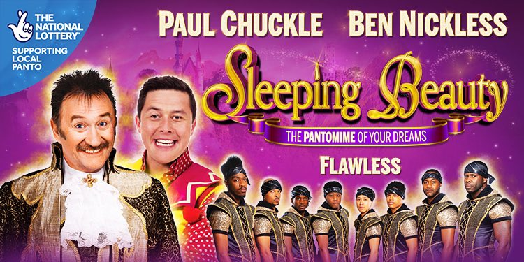 Sleeping Beauty at Nottingham's Theatre Royal Theatre