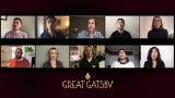 the great gatsby lockdown video