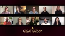 the great gatsby lockdown video