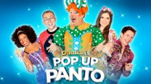 Sheffield Theatres Damian's Pop-Up Panto