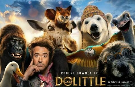 Cinema: Dolittle