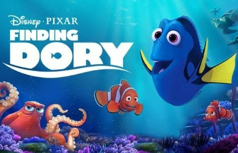Cinema: Finding Dory