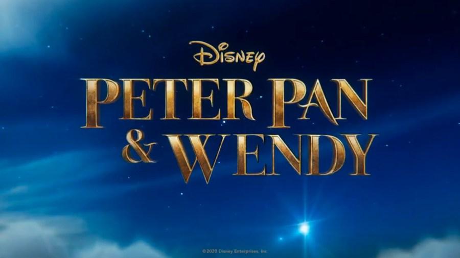 peter pan and wendy disney