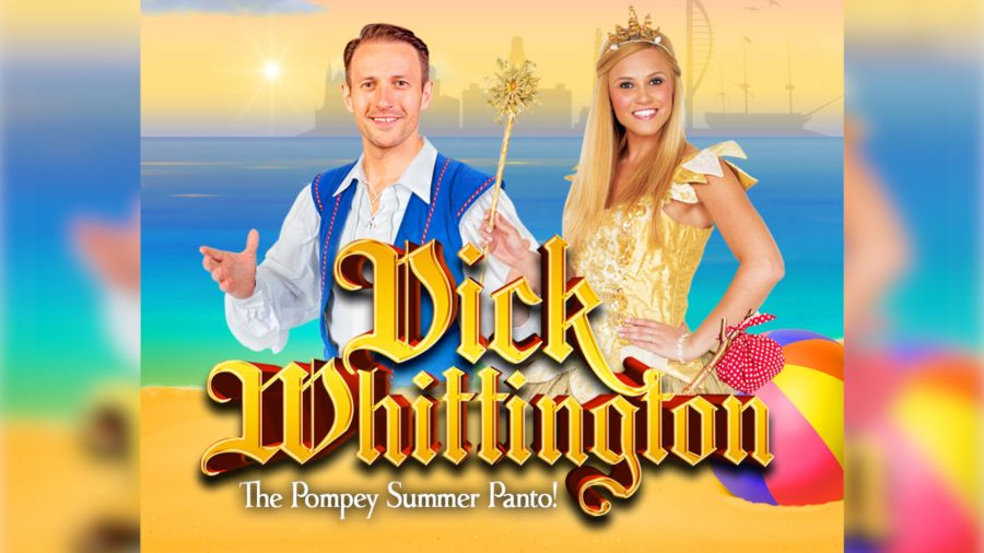 Dick Whittington cast