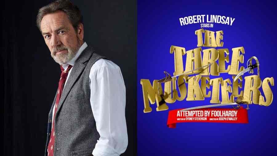 The Three Musketeers starring Robert Lindsay
