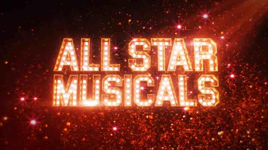 All Star Musicals logo